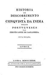 Historia do descobrimento e conqvista da India pelos Portvgveses: Volume 2