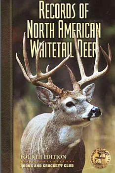 Records of North American Whitetail Deer PDF