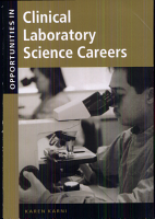 Opportunities in Clinical Laboratory Science Careers  Revised Edition PDF