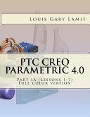 PTC Creo Parametric 4  0 Part 1A  Lessons 1 7  PDF