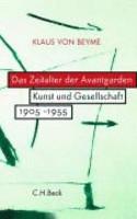 Das Zeitalter der Avantgarden PDF