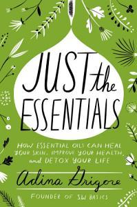 Just the Essentials Book