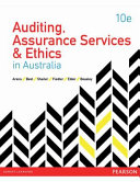 Auditing, Assurance Services and Ethics in Australia with ACL Access Code Card