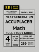 ACCUPLACER Math Full Study Guide