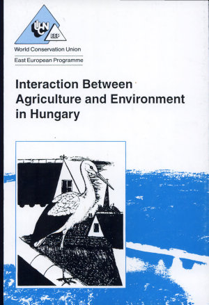 Interaction Between Agriculture and Environment in Hungary PDF
