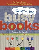 Quiet Time Busy Books PDF