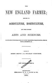 New England Farmer PDF