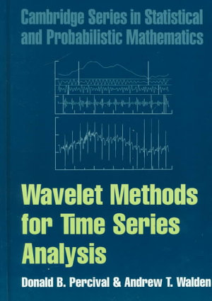 Wavelet Methods for Time Series Analysis PDF