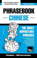 English Chinese Phrasebook and 3000 Word Topical Vocabulary PDF