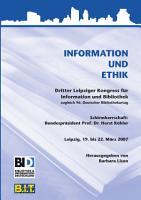 Information und Ethik PDF