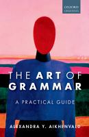 The Art of Grammar PDF
