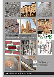 Mechanics of Masonry Structures Strengthened with Composite Materials III