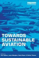Towards Sustainable Aviation PDF