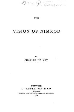 The Vision of Nimrod PDF