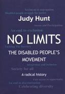 No Limits Book