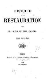 Histoire de la Restauration