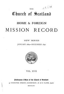 The Church of Scotland Home and Foreign Mission Record PDF