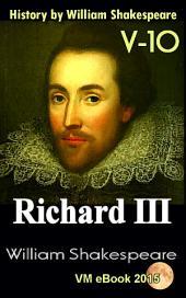 Richard III: History by William Shakespeare