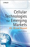 Cellular Technologies for Emerging Markets PDF