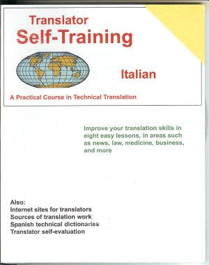 Translator Self Training  Italian PDF