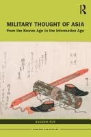 Military Thought of Asia PDF