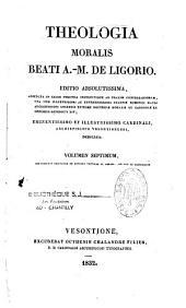 Theologia moralis Beati A.-M. de Ligorio