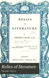 Relics of literature