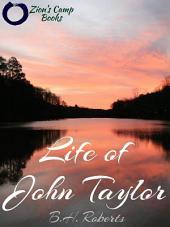 Life of John Taylor