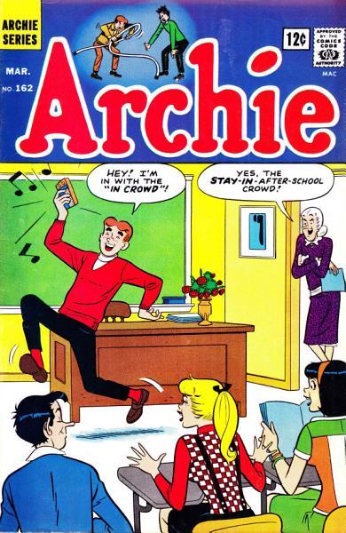 Archie  162 PDF