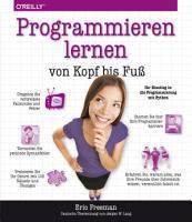 Programmieren lernen von Kopf bis Fu   PDF