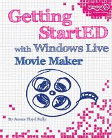 Getting StartED with Windows Live Movie Maker PDF
