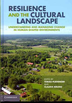 Resilience and the Cultural Landscape PDF