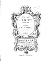 English Lyrics: Volume 3