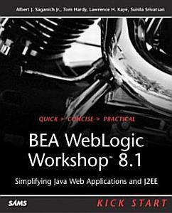 BEA WebLogic Workshop 8 1 Kick Start PDF