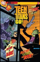 Teen Titans Go! (2003-) #22