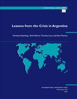 Lessons from the Crisis in Argentina PDF