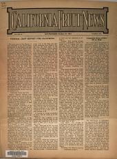 California Fruit News: Volume 58, Issue 1580