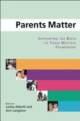 Parents Matter Book PDF