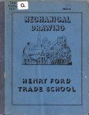 Mechanical Drawing Instruction Sheets     PDF