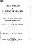 Fábulas literarias de D. Tomás de Iriarte