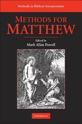 Methods for Matthew