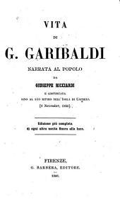 Vita di G. Garibaldi