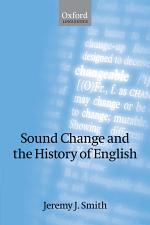 Sound Change and the History of English