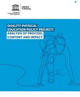 Quality Physical Education Policy Project PDF
