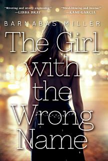 The Girl with the Wrong Name Book