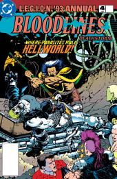 L.E.G.I.O.N. Annual (1990-) #4