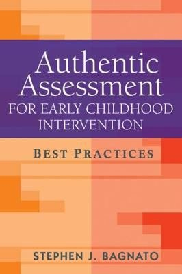 Authentic Assessment for Early Childhood Intervention