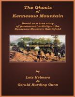 The Ghosts of Kennesaw Mountain PDF