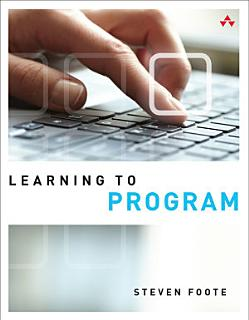 Learning to Program Book