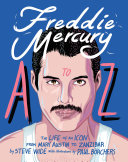Download Freddie Mercury a to Z Book